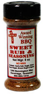 Award Winning Sweet Rub Seasoning
